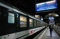 Extrazug ab Basel SBB
