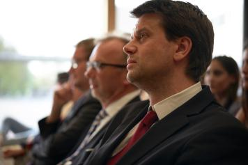 Konrektor Jan Pagotto, FMS-Leiter Muttenz