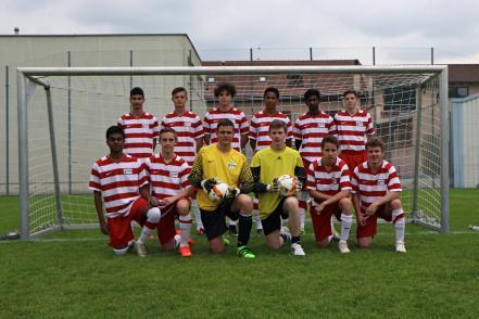 Das Herrenteam 2016