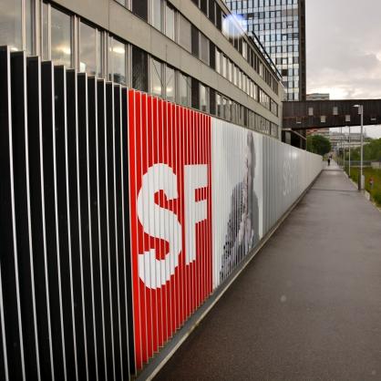 Eindrücke vom SRF-Gebäude, Foto: Pascal Nippel (3ILM)