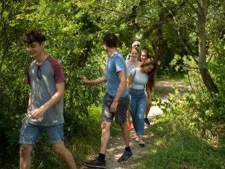 """Entdeckungsreise durch den grünen Stadtteil """"Vauban"""""""