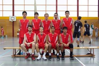 Herrenteam Muttenz - Platz 3