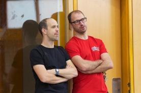 Gegnerstudium (R.Morf und P.Bänteli Oberwil)
