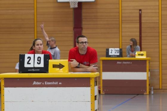 Grosses Turnier - viele Helfer (P.Hafen, H.Altwegg, P.Birrer