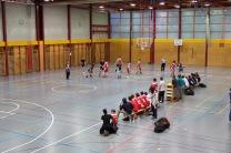 Finale übers drei Hallen - WMS Basel - Münchenstein