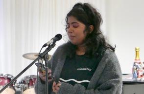 Danusha, die spätere Gewinnerin (F2b)