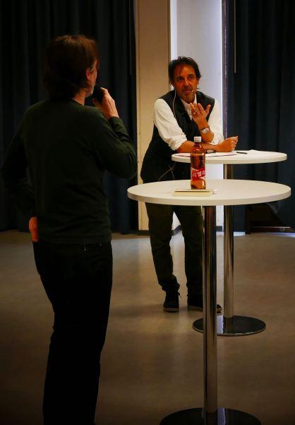 Etrit Hasler im Gespräch mit Martin Dean