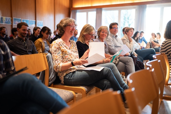 Zur Revisorin gewählt: Monika Ackermann-Ledermann