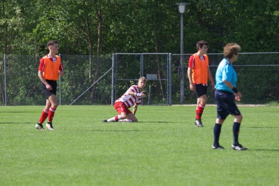 """""""Schiri Penalty!"""" Lukas mal ganz offensiv"""