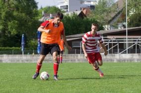 Yannicks letzte Aktion nach vier jahren Freifach Fussball