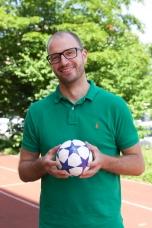 Platz 3 - Ramon Morf. Champions League Ball