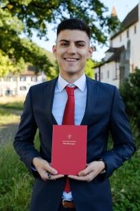 Maturfeier 2018 Gymnasium Muttenz