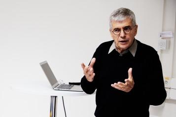 Ehemaliger Lehrer und Didaktiker Robert Labhardt