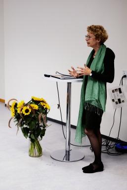 Brigitte Jäggi, die erste Frau im Rektoratsamt eines Baselbieter Gymnasiums