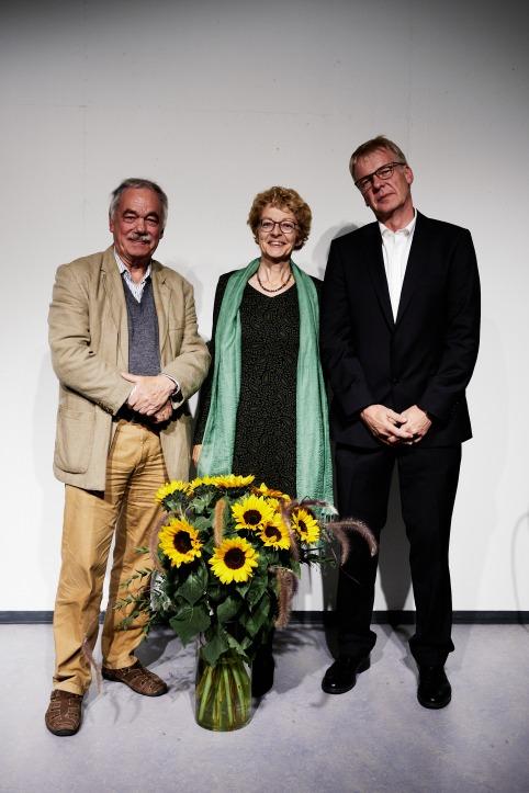 Luzius Lenherr pensioniert, Brigitte Jäggi leitet die Schule, Vorgänger Ueli Maier ist jetzt Leiter Mittel- und Berufsschulen Basel-Stadt.