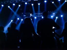 Das Publikum feierte die Bands und sich selbst.