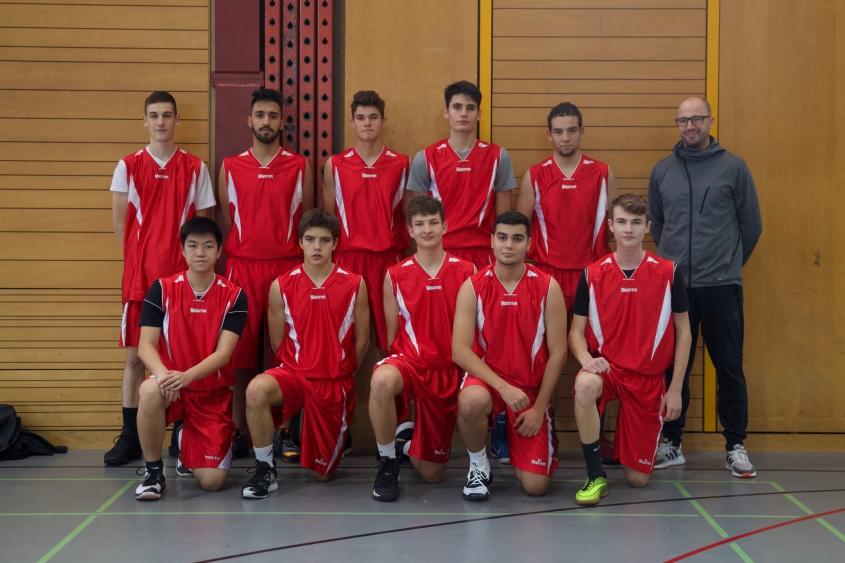 Platz 2 für das Team aus Muttenz