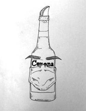 Alltag mit Corona, von Nicolas Wagner