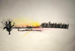 Spaziergang, von Sophie Ruf