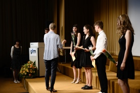 FMS-Abschlussfeier 2020